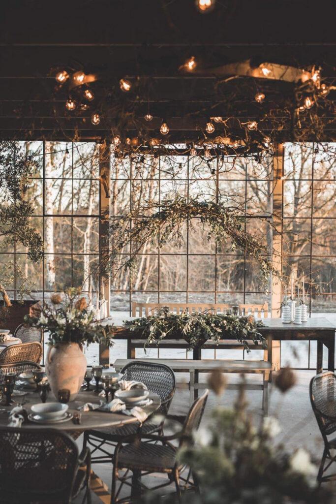 Bröllop på Bruket