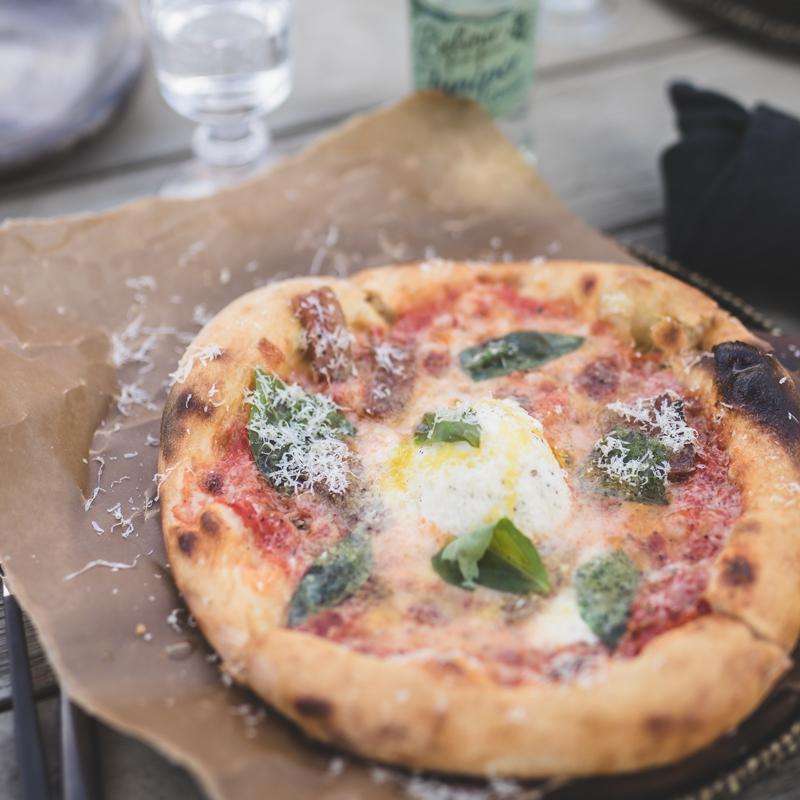 Pizza Brukscaféet